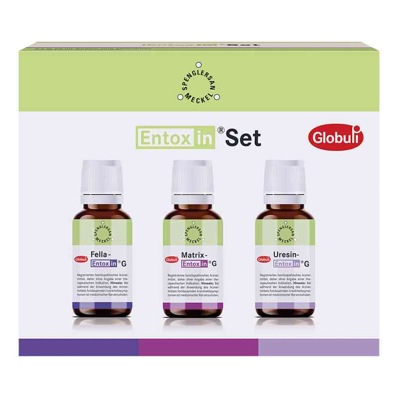 Entoxin Set G Globuli  bei Apotheke.de bestellen