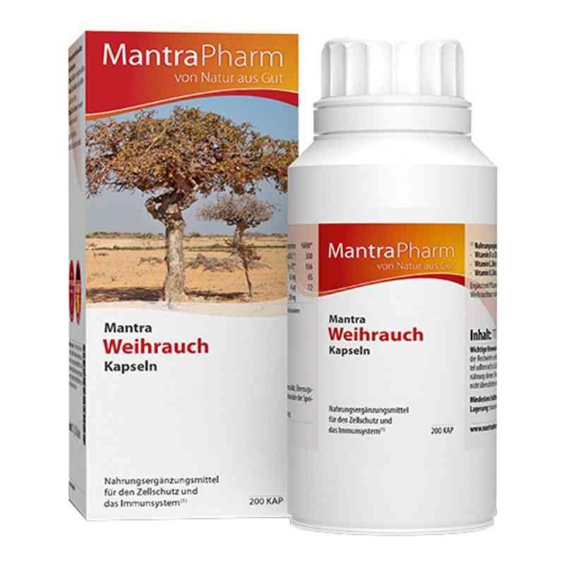 Mantra Weihrauch Kapseln Vitamin E Zink und Selen  bei Apotheke.de bestellen