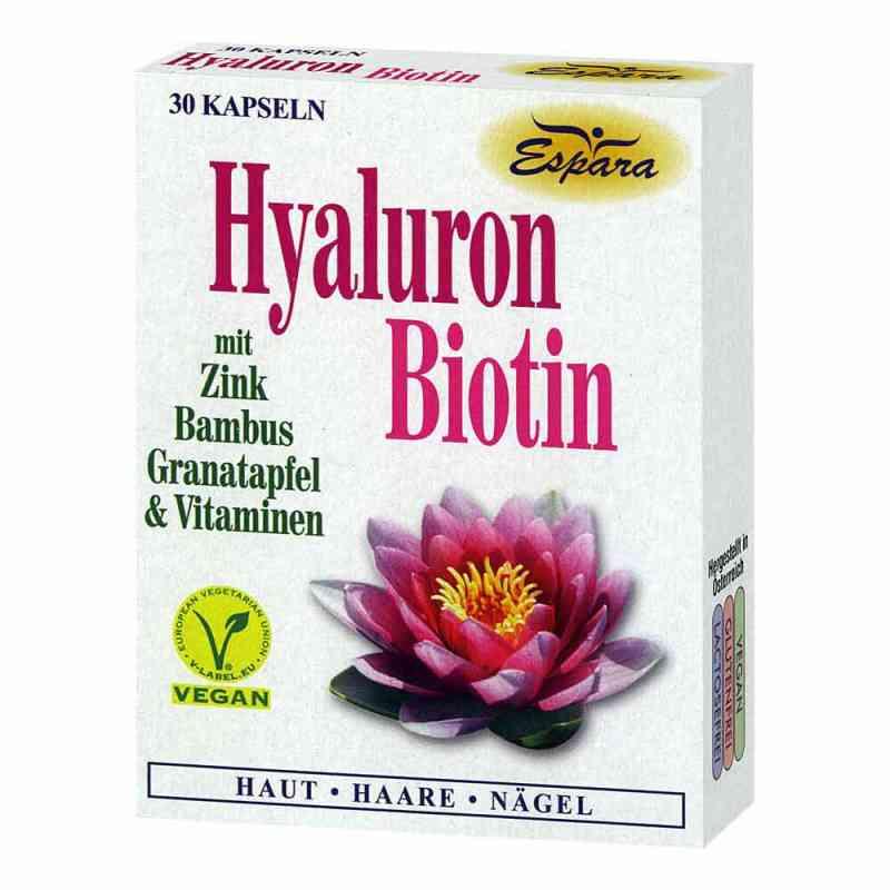 Hyaluron Biotin Kapseln  bei Apotheke.de bestellen