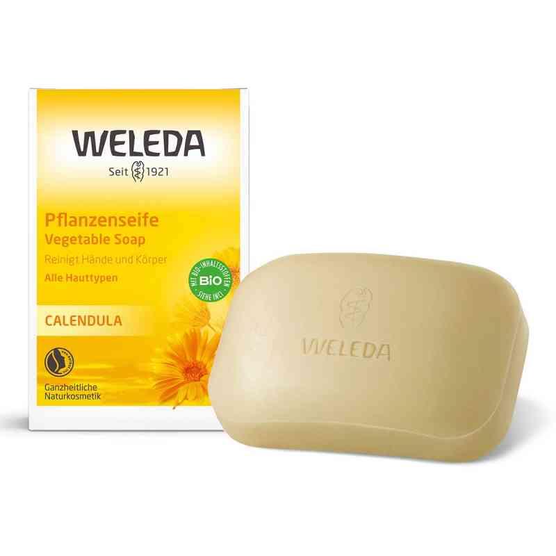 Weleda Calendula Pflanzenseife  bei Apotheke.de bestellen