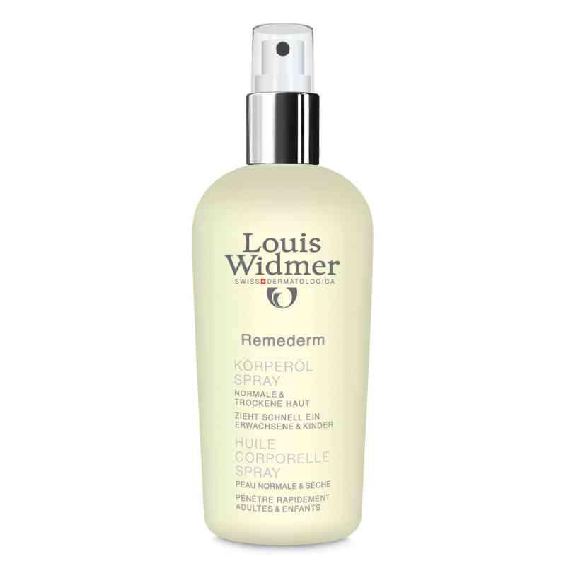 Widmer Remederm Körperöl Spray leicht parfüm.  bei Apotheke.de bestellen