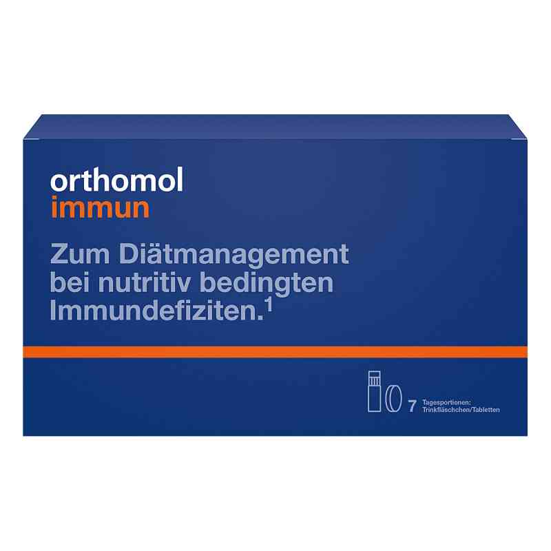 Orthomol Immun Trinkfläschchen  bei Apotheke.de bestellen