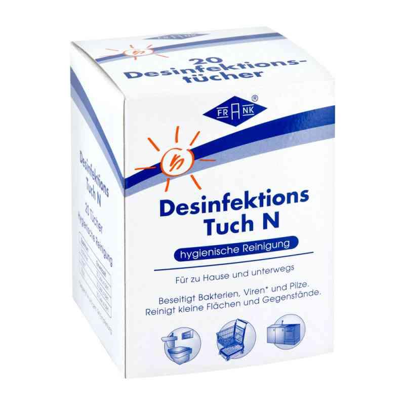 Desinfektionstuch N  bei Apotheke.de bestellen