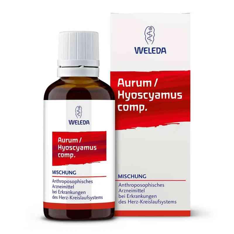 Aurum/hyoscyamus compositus Dilution  bei Apotheke.de bestellen