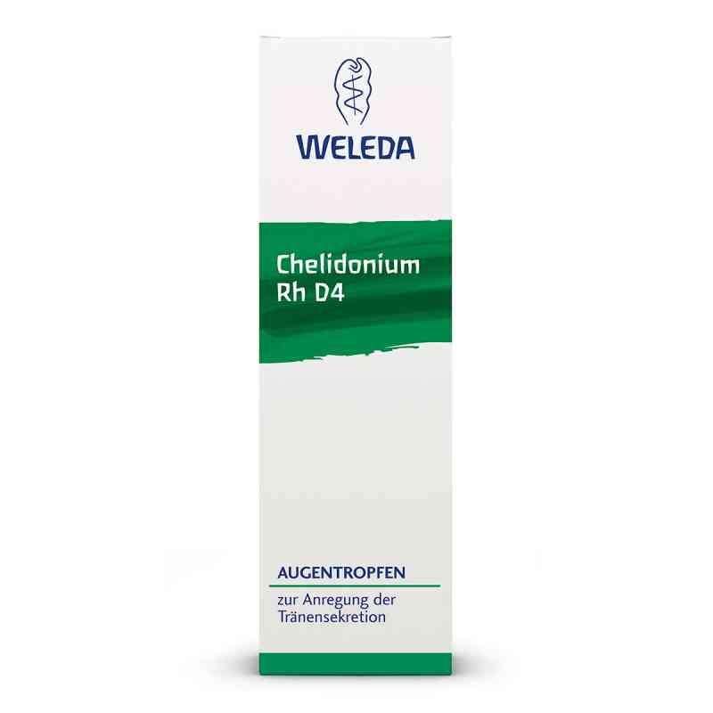 Chelidonium Augentropfen Rh D4  bei Apotheke.de bestellen