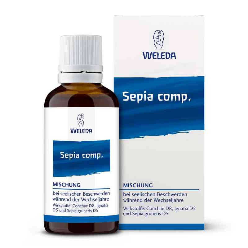 Sepia Comp. Dilution  bei Apotheke.de bestellen