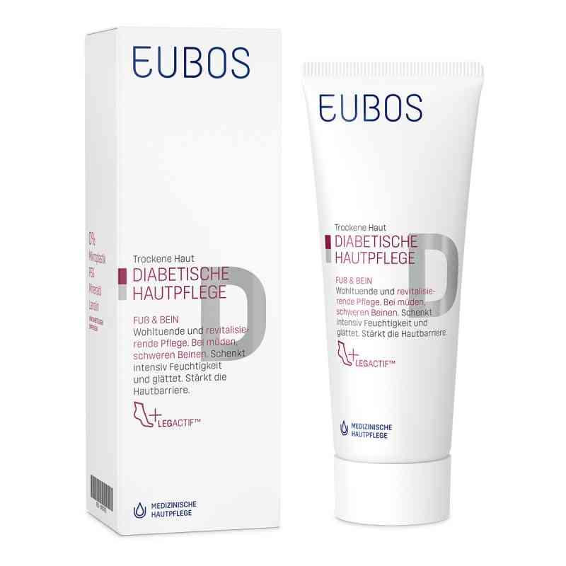 Eubos Diabetes Haut Fuss Creme  bei Apotheke.de bestellen