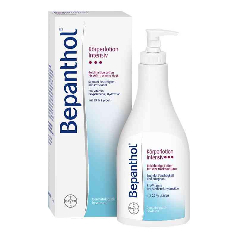 Bepanthol Intensiv Körperlotion Spenderflasche  bei Apotheke.de bestellen