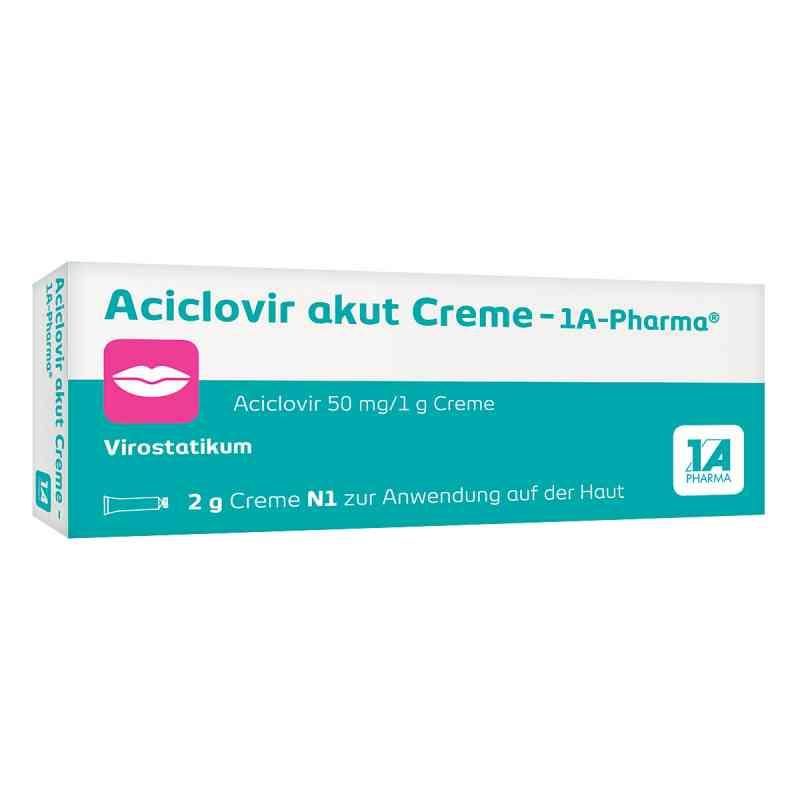 Aciclovir akut Creme-1A Pharma  bei Apotheke.de bestellen