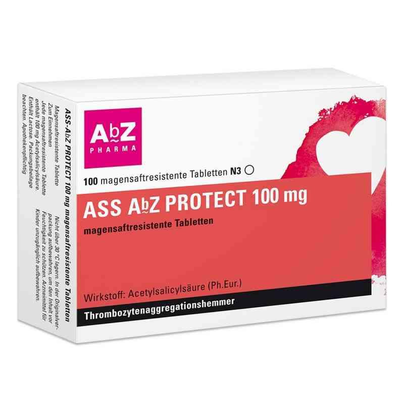 ASS AbZ PROTECT 100mg  bei Apotheke.de bestellen