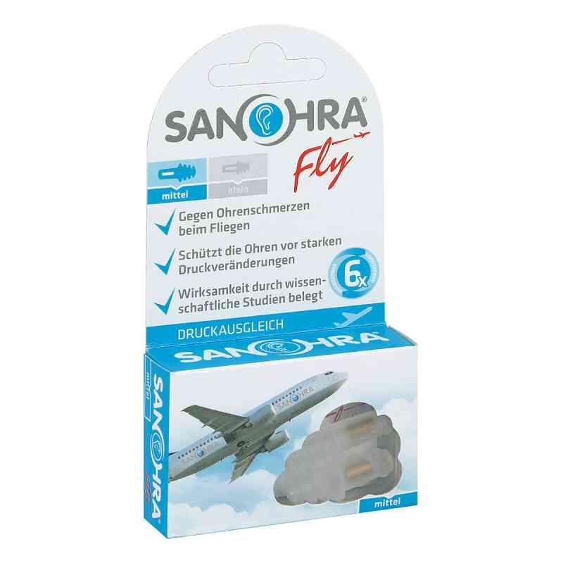 Sanohra fly für Erwachsene Ohrenschutz  bei Apotheke.de bestellen