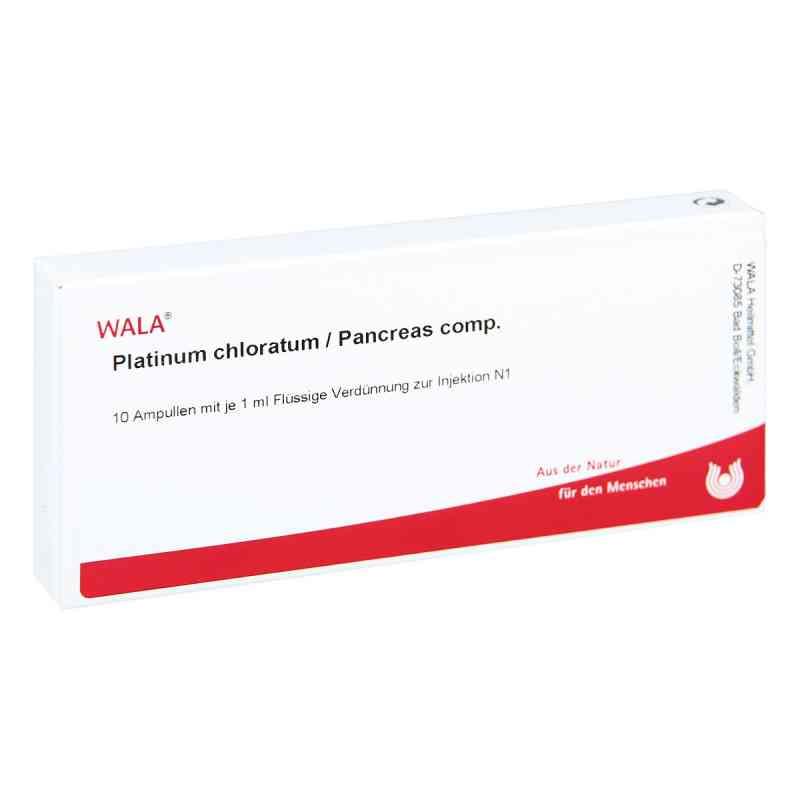 Platinum Chlorat./ Pankreas Comp. Ampullen  bei Apotheke.de bestellen