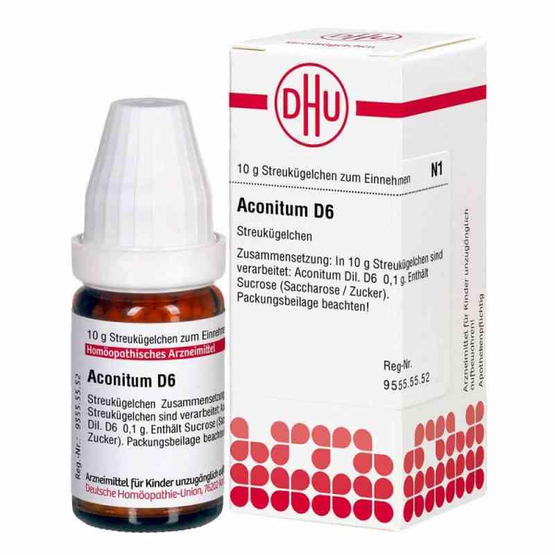 Aconitum D 6 Globuli  bei Apotheke.de bestellen