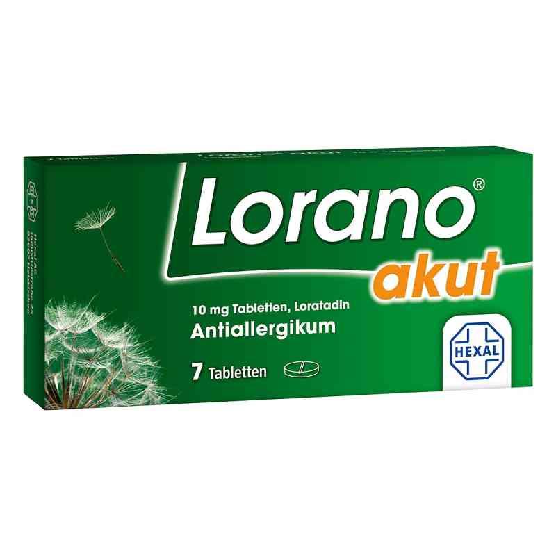 Lorano akut  bei Apotheke.de bestellen