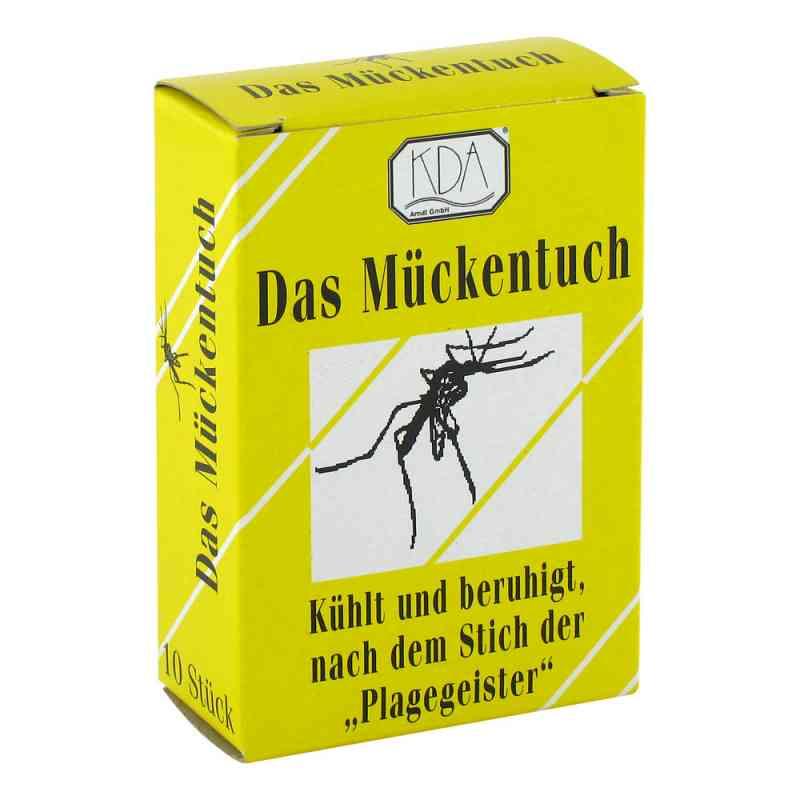 Mückentuch nach dem Stich Kda  bei Apotheke.de bestellen