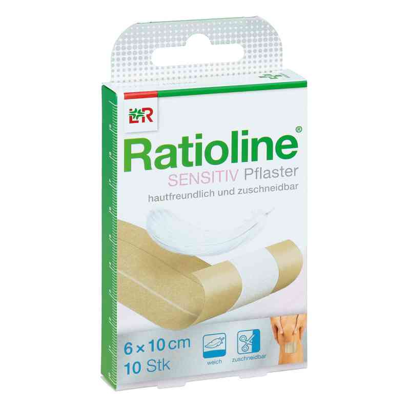 Ratioline sensitive Wundschnellverband 6 cmx1 m  bei Apotheke.de bestellen