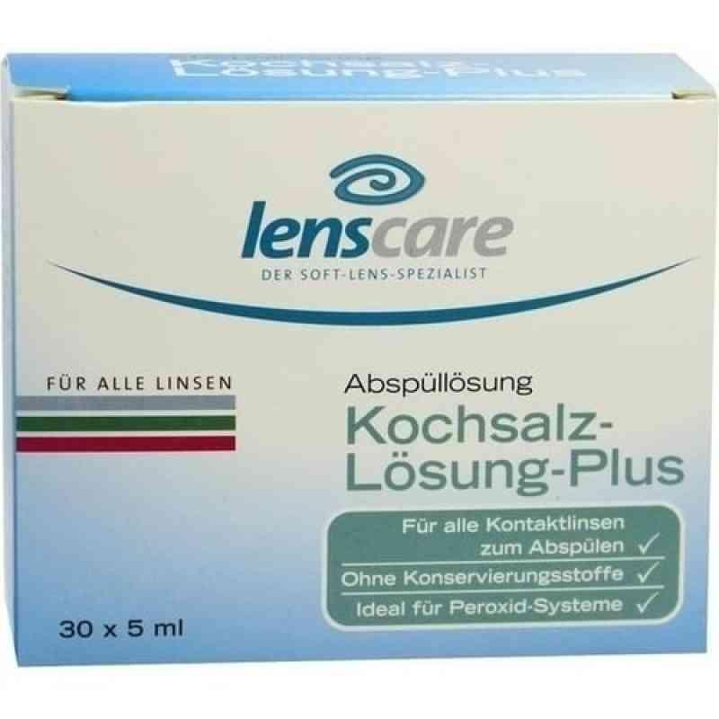 Lenscare Kochsalzlösung Plus  bei Apotheke.de bestellen