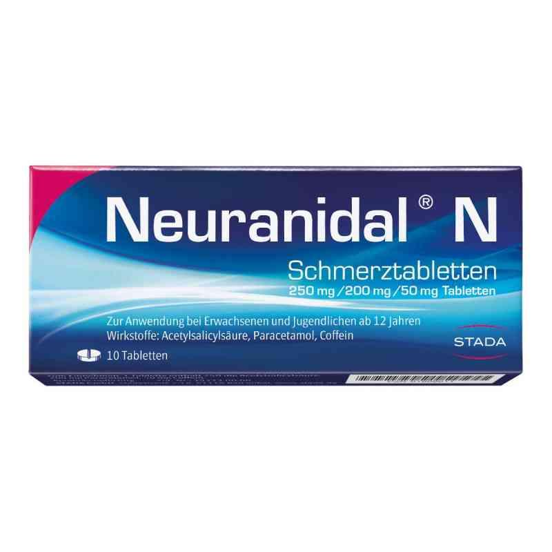 Neuranidal N Schmerztabletten  bei Apotheke.de bestellen
