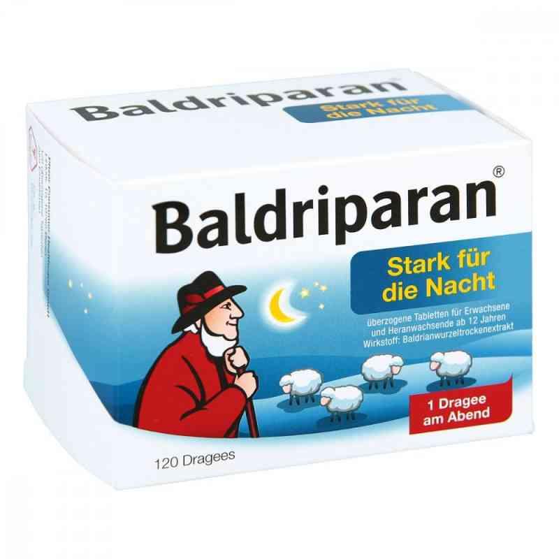 Baldriparan Stark für die Nacht  bei Apotheke.de bestellen