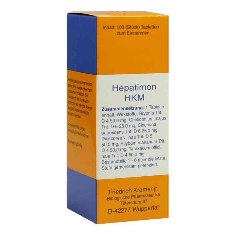 Hepatimon Hkm Tabletten  bei Apotheke.de bestellen