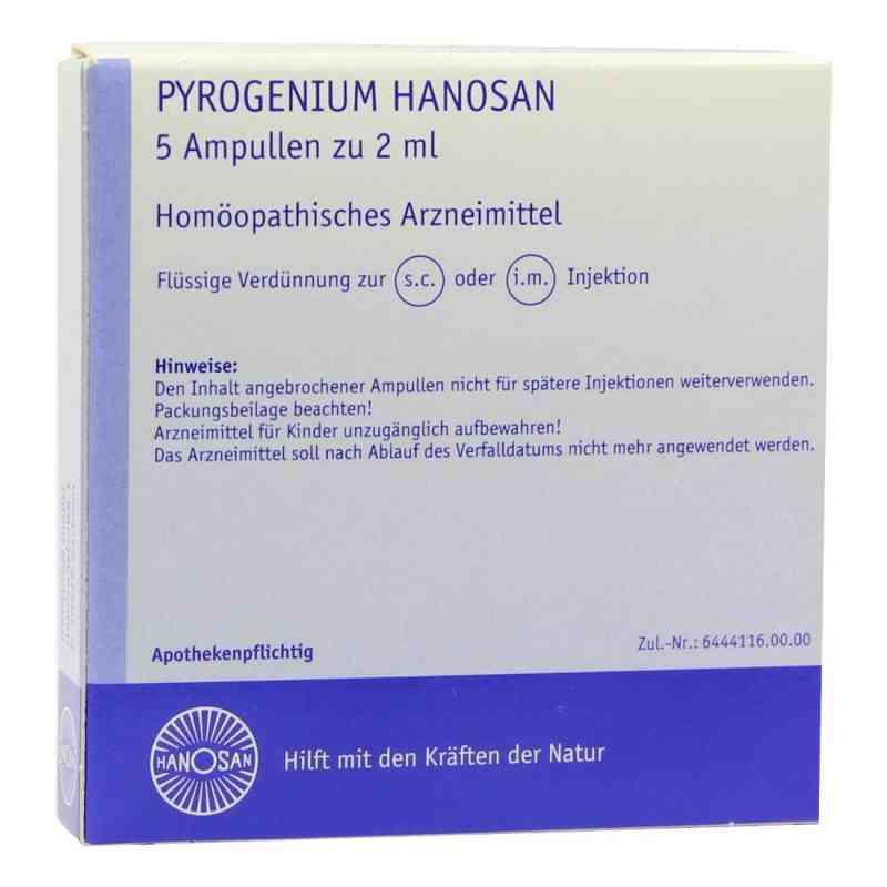 Pyrogenium Hanosan Injektionslösung  bei Apotheke.de bestellen