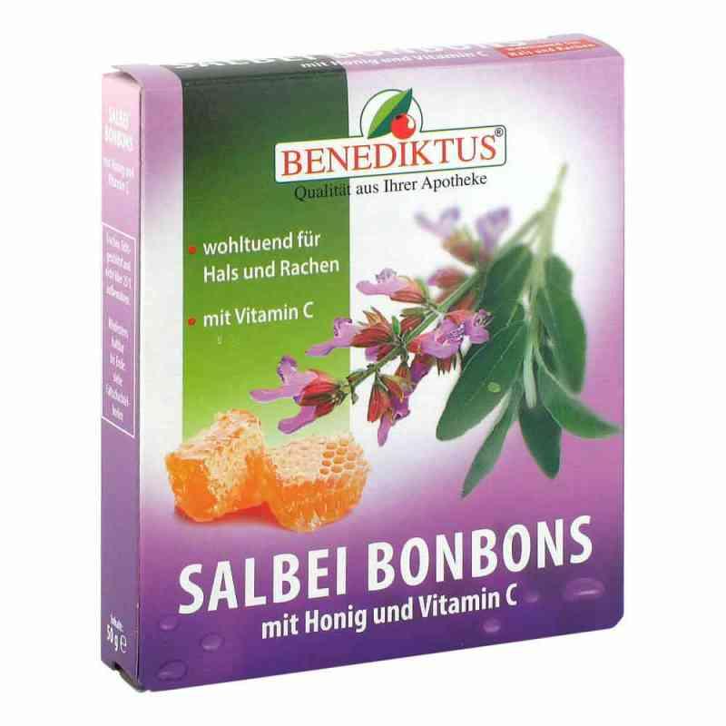 Salbei Bonbons mit Honig + Vitamin C  bei Apotheke.de bestellen
