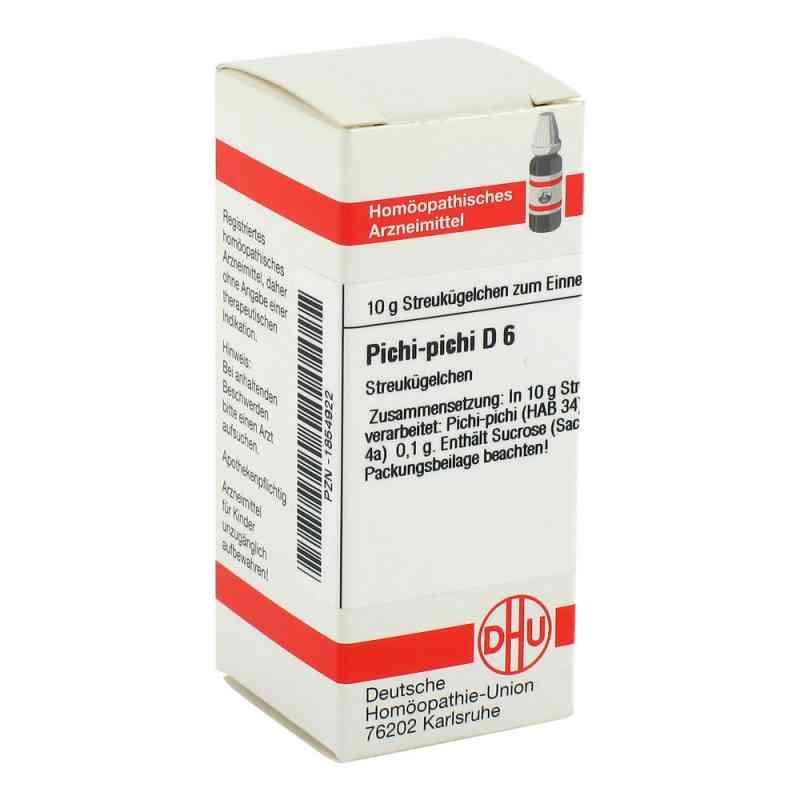 Pichi Pichi D 6 Globuli  bei Apotheke.de bestellen
