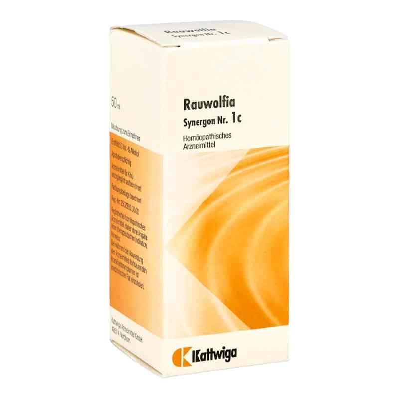 Synergon 1 c Rauwolfia Tropfen  bei Apotheke.de bestellen