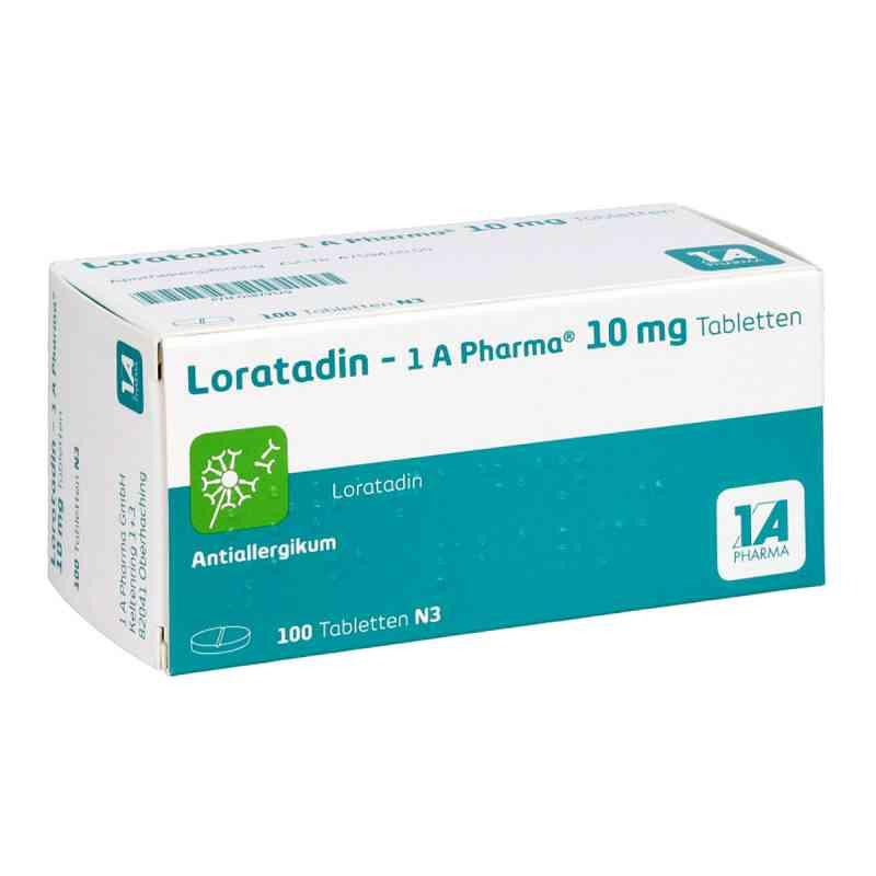 Loratadin-1A Pharma  bei Apotheke.de bestellen