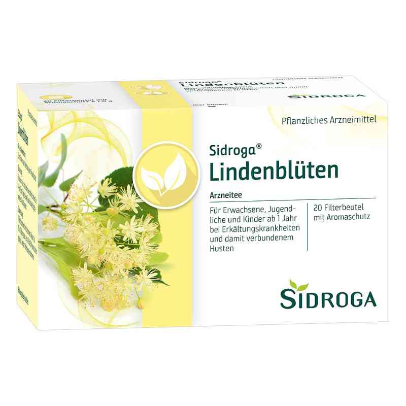 SIDROGA Lindenblüten  bei Apotheke.de bestellen
