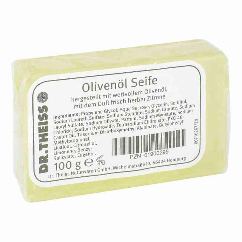 Dr.theiss Olivenöl-seife  bei Apotheke.de bestellen