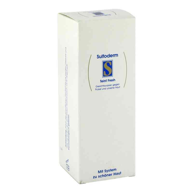 Sulfoderm S Teint Fresh Gesichtswasser  bei Apotheke.de bestellen