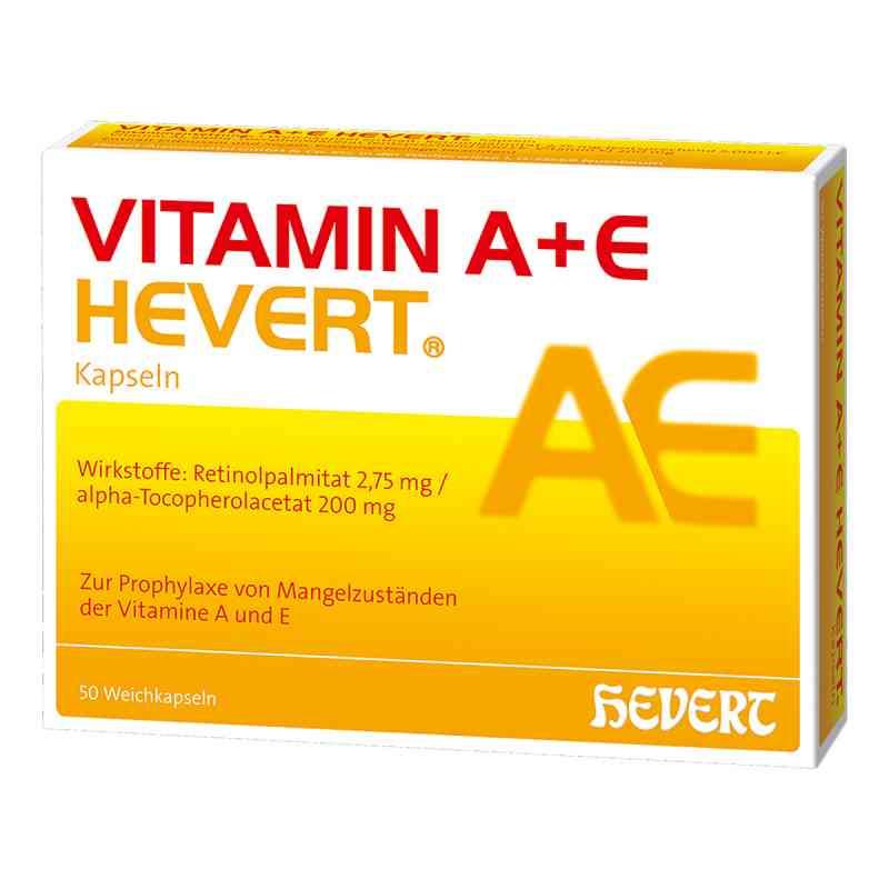 Vitamin A+e Hevert Kapseln  bei Apotheke.de bestellen