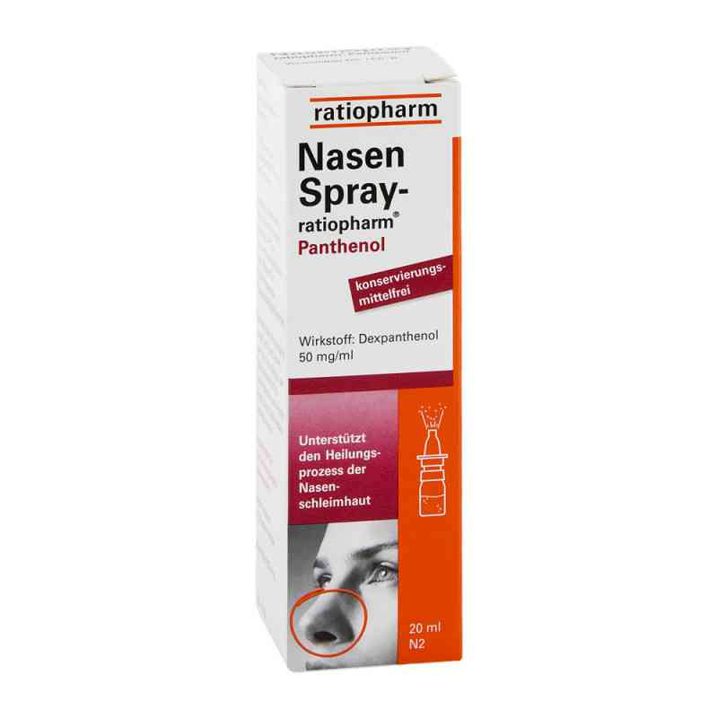 NasenSpray-ratiopharm Panthenol  bei Apotheke.de bestellen