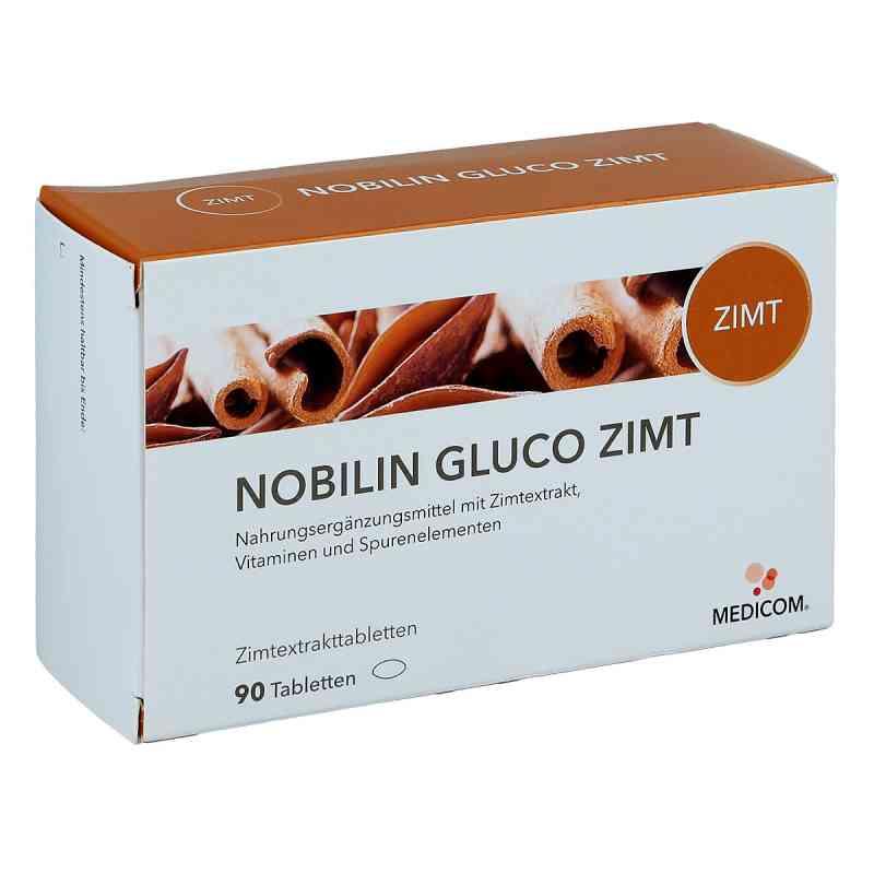 Nobilin Gluco Zimt Tabletten  bei Apotheke.de bestellen
