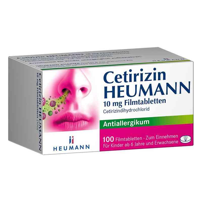 Cetirizin Heumann 10mg  bei Apotheke.de bestellen