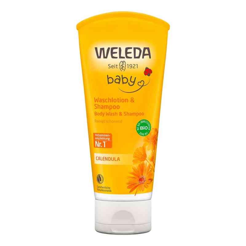 Weleda Calendula Waschlotion & Shampoo  bei Apotheke.de bestellen