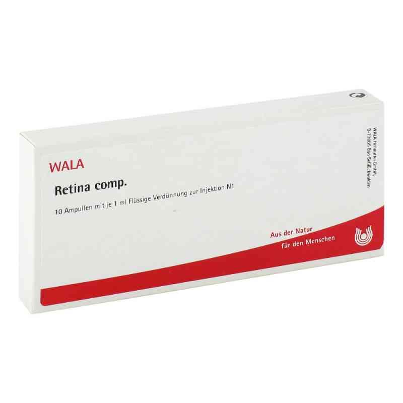 Retina Comp. Ampullen  bei Apotheke.de bestellen