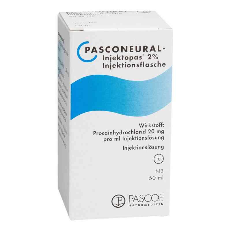 Pasconeural Injektopas 2% Injektionsflaschen  bei Apotheke.de bestellen