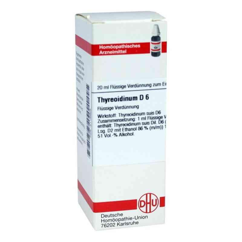 Thyreoidinum D6 Dilution  bei Apotheke.de bestellen