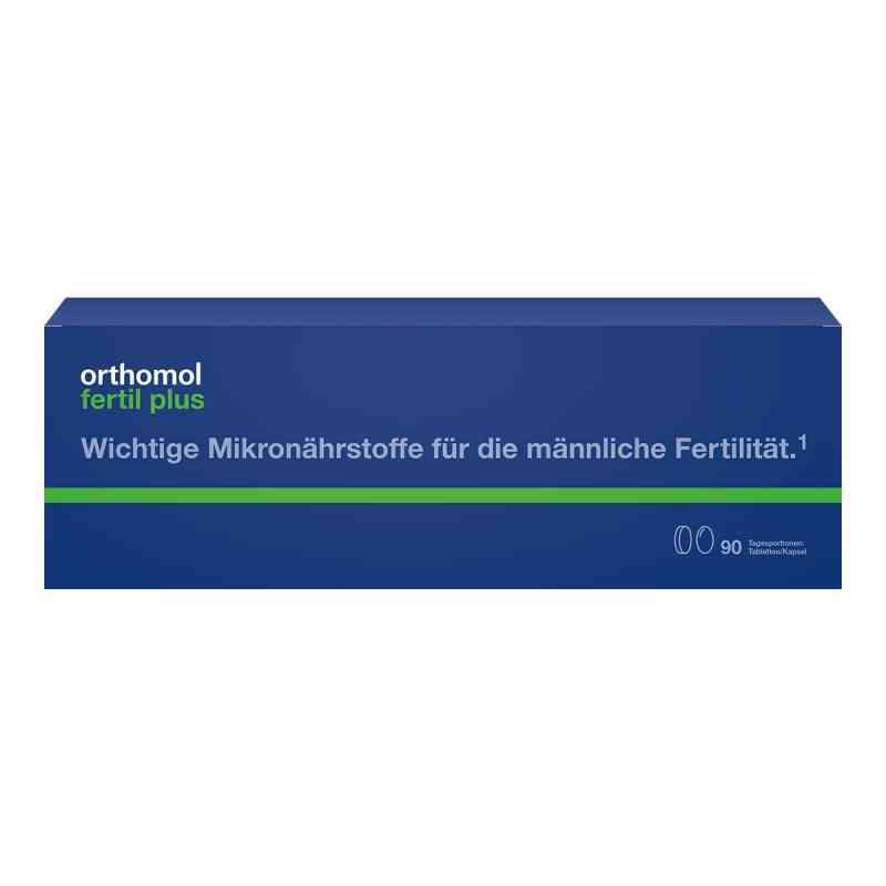 Orthomol Fertil Plus Kapseln  bei Apotheke.de bestellen