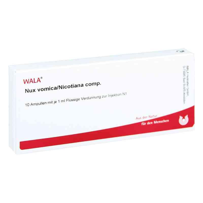 Nux Vomica/ Nicotiana Comp. Ampullen  bei Apotheke.de bestellen