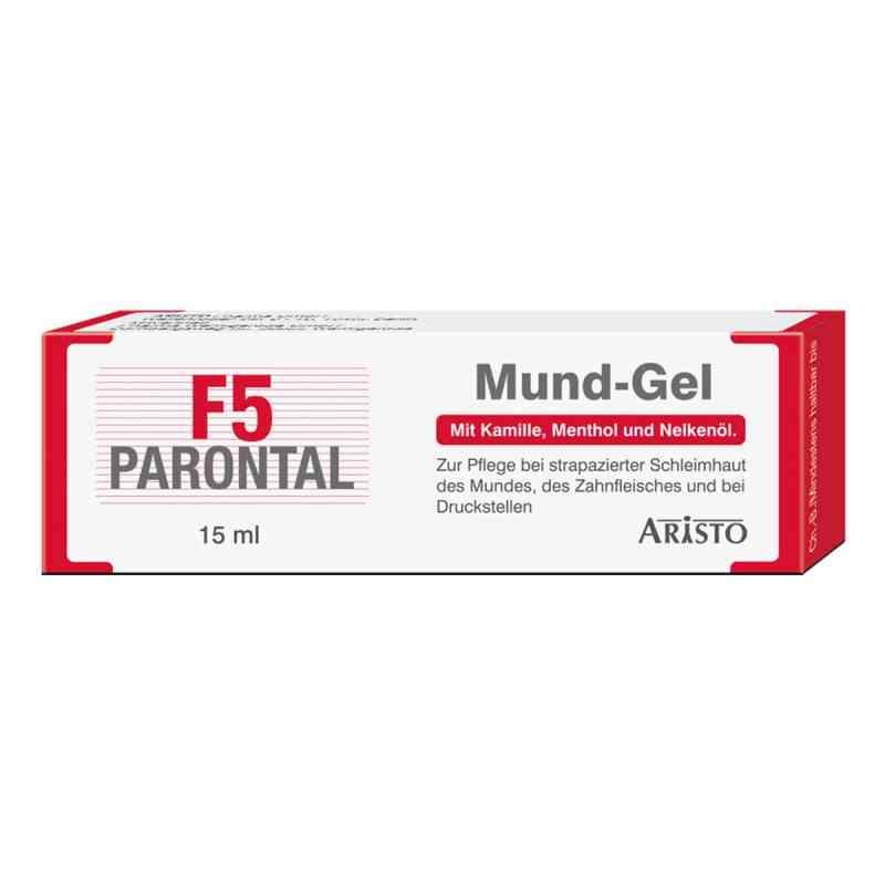 Parontal F5 Mundgel  bei Apotheke.de bestellen