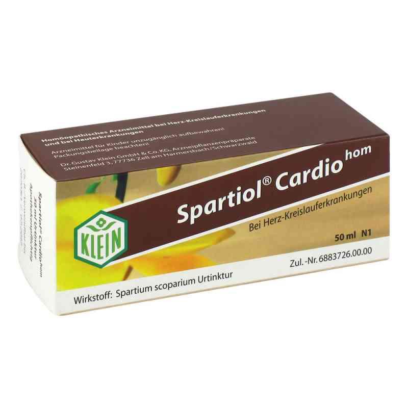 Spartiol Cardiohom Tropfen  bei Apotheke.de bestellen