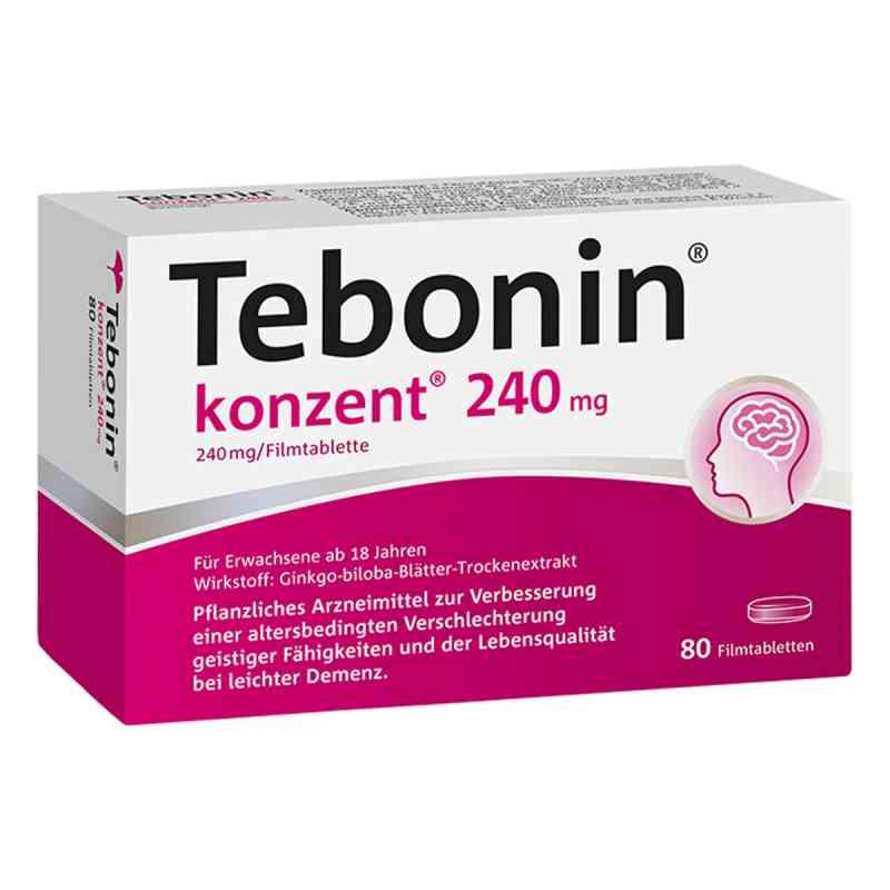 Tebonin konzent 240mg  bei Apotheke.de bestellen