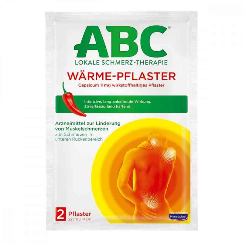 ABC Wärme-Pflaster Capsicum 11mg Hansaplast med  bei Apotheke.de bestellen
