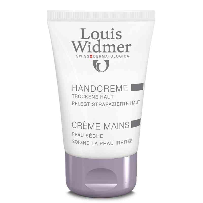 Widmer Hand Creme leicht parfümiert  bei Apotheke.de bestellen