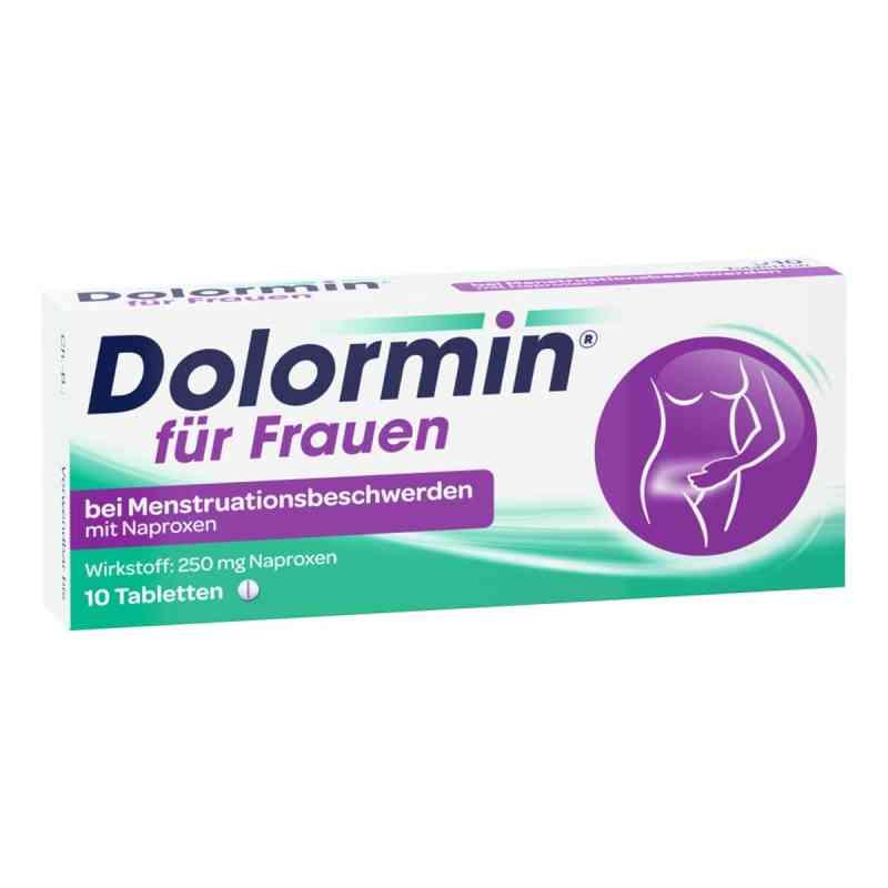 Dolormin für Frauen mit Naproxen