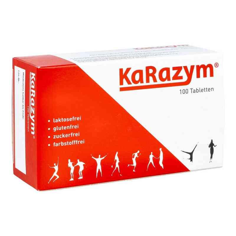 Karazym magensaftresistente Tabletten  bei Apotheke.de bestellen
