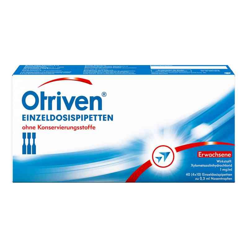 Otriven gegen Schnupfen 0,1 % Einzeldosispipetten  bei Apotheke.de bestellen
